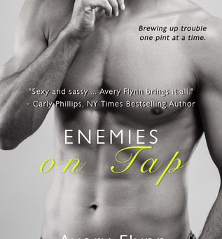 Enemies on Tap by Avery Flynn