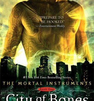 City of Bones by Cassandra Clare Book Review