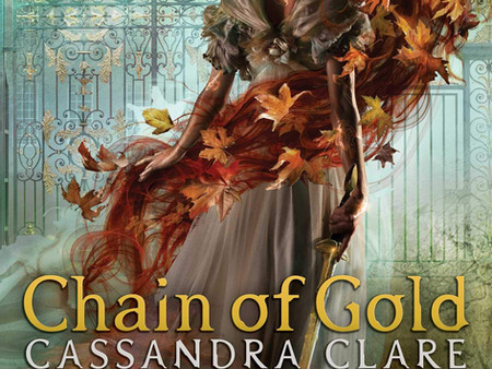 Chain of Gold by Cassandra Claire Book Review