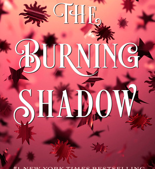 The Burning Shadow by Jennifer Armentrout Book Review