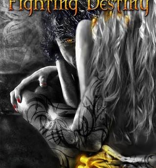 Fighting Destiny by Amelia Hutchins