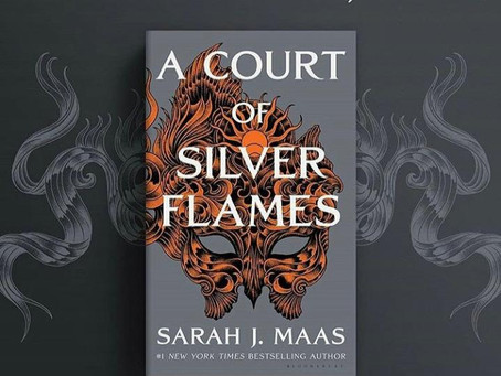 BOOK NEWS:  A Court of Silver Flames by Sarah J. Maas Cover Reveal