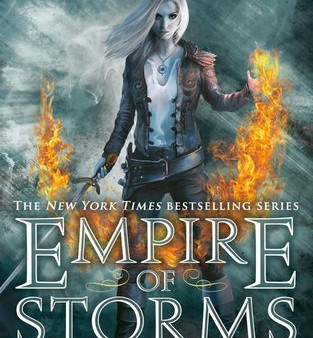 Empire of Storms by Sarah J Maas Book Review