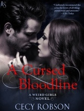 A Cursed Bloodline by Cecy Robson Book Review