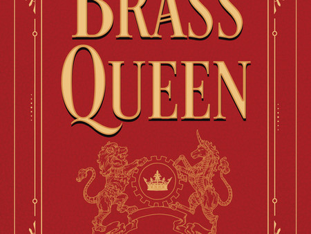 The Brass Queen by Elizabeth Chatsworth Book Review