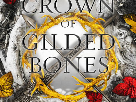 Cover Reveal for THE Crown of Gilded Bones by Jennifer L Armentrout