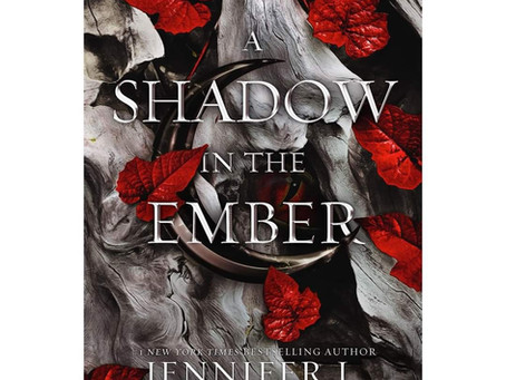 A Shadow in the Ember by Jennifer L Armentrout Cover Reveal!