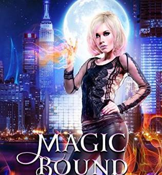 Magic Bound by G.K DeRosa