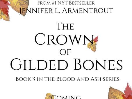 NEWS:  TITLE REVEAL FOR JENNIFER L ARMENTROUTS NEXT BLOOD & ASH BOOK