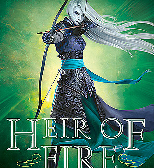 Heir of Fire by Sarah J. Maas Book Review
