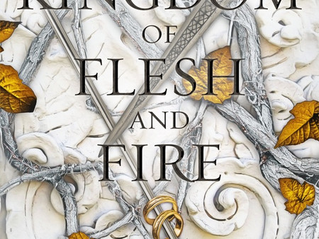 A Kingdom of Flesh and Fire by Jennifer L. Armentrout Book Review