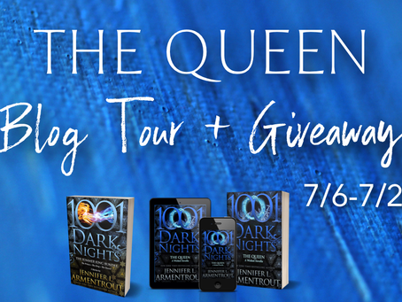 The Queen by Jennifer L. Armentrout Blog Tour Giveaway & Feature:  Cooking With Caden