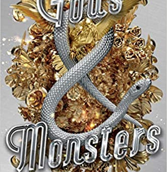 Gods & Monsters by Shelby Mahurin Cover Reveal