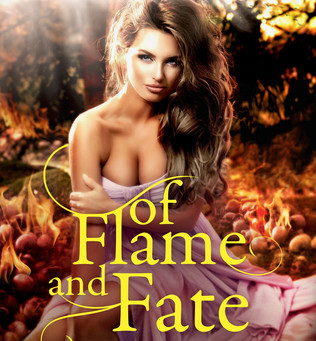 Of Flame and Fate by Cecy Robson Book Review