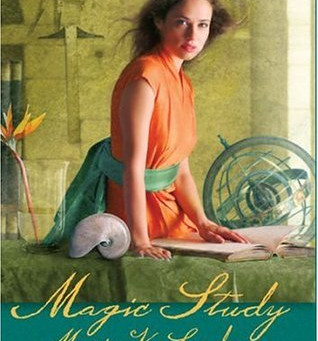 Magic Study by Maria V. Snyder Book Review