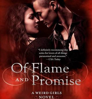 Of Flame and Promise by Cecy Robson Book Review