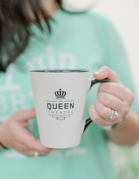 Queen Theatre Mug