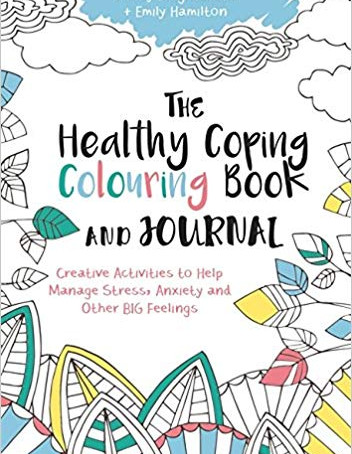 Review: 'The Healthy Coping Colouring Book and Journal'