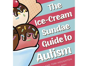Book Review: 'The Ice-Cream Sundae Guide to Autism'