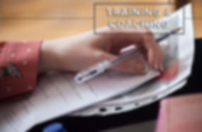 PPT home slide - Training & Coaching_edi