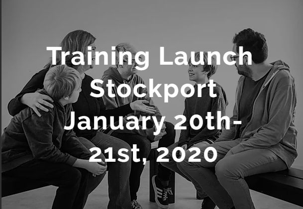 LASER Training Launch Stockport January 20th-21st, 2020