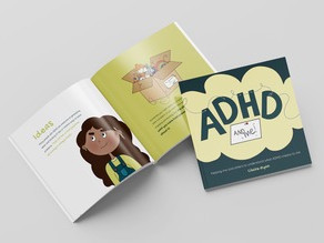 Book Review: 'ADHD and Me!' by Claire Ryan