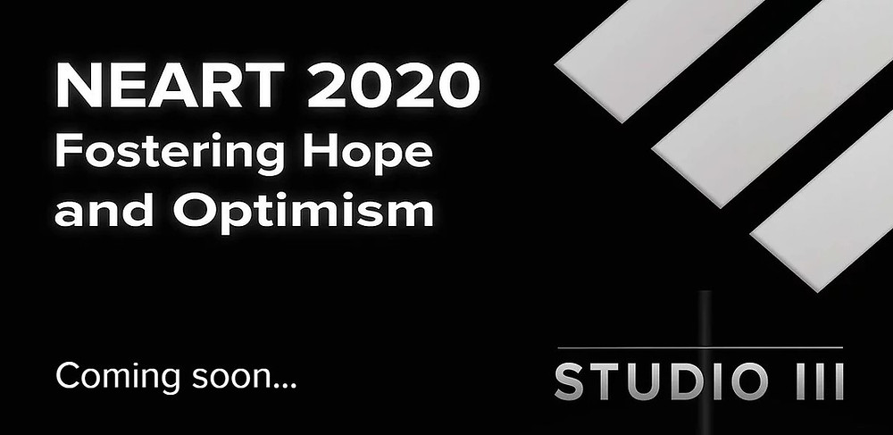 Coming soon: Neart 2020, Fostering Hope and Optimism. A Studio 3 International Conference