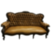 Leather Vintage Couch