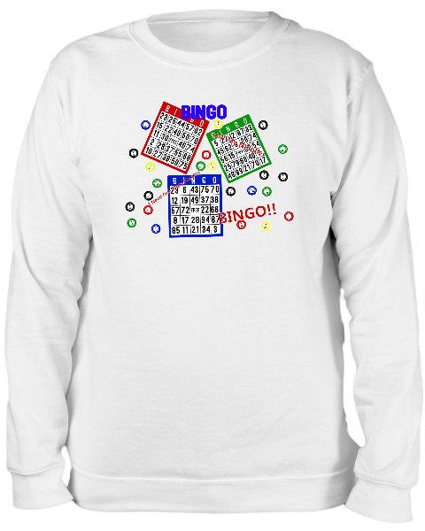 Bingo Cards Sweatshirt