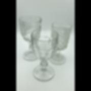 Assorted Vintage Goblets