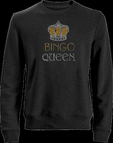 Bingo Queen Sweatshirt (Gold)