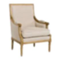 Wood Framed Chair