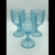 Light Blue Goblets