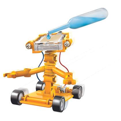 Robô de Agua Salgada