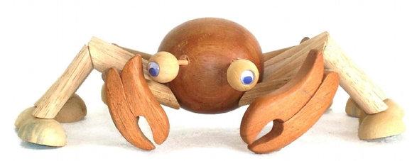 Caranguejo de madeira Geribá
