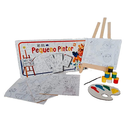 Kit Pequeno Pintor