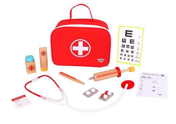 Maleta de Médico - Brinquedo Educativo