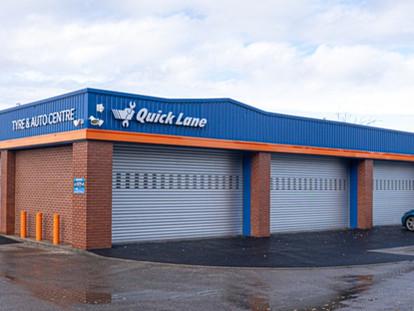 Quick Lane Gorton