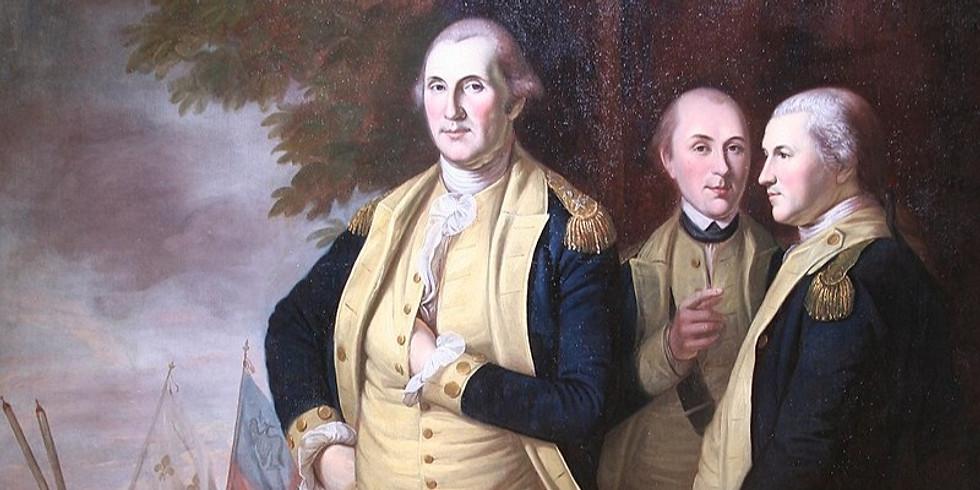 Lecture: Tench Tilghman: Washington's Longest Serving Aide-de-Camp