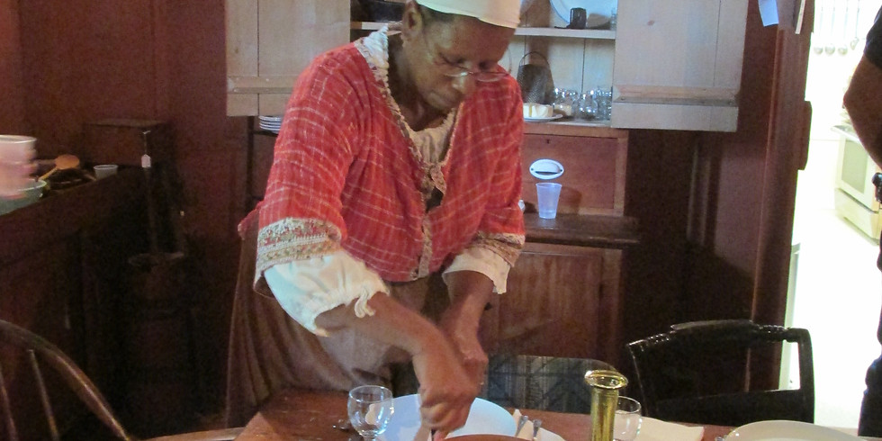 Lecture: Stories of Slavery in New Jersey by Rich Geffken