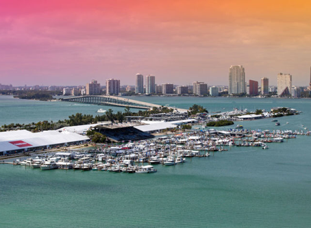 Are you ready for the Miami International Boat Show?