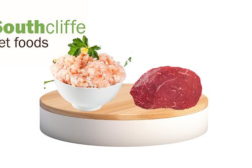 SouthCliffe Pet Food  Beef & Turkey Mince 454g