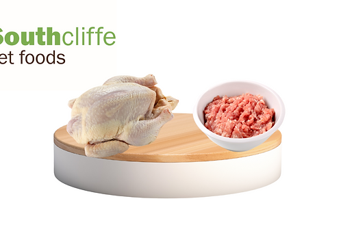 SouthCliffe Pet Food Complete Duck Mince and Chicken 454g