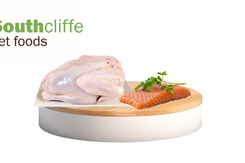SouthCliffe Pet Food Complete Turkey & Salmon Mince 454g