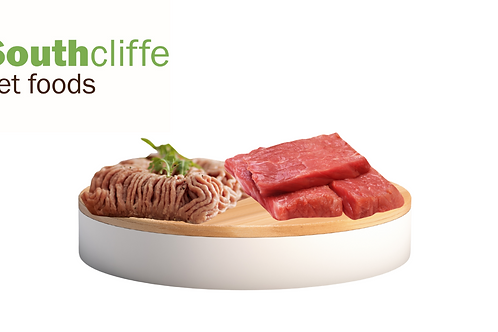 SouthCliffe Pet Food  Beef and Tripe Mince 454g