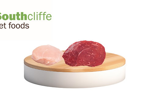 SouthCliffe Pet Food  Beef & Chicken 454g