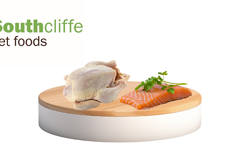 SouthCliffe Pet Food Chicken and Salmon Mince 454g
