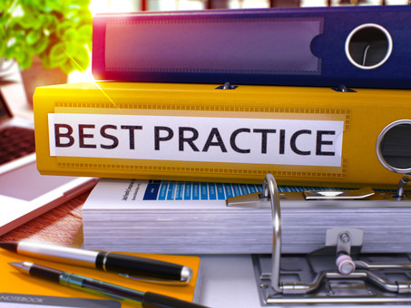 Contracting Best Practices: Standards, Referencing and Reminders