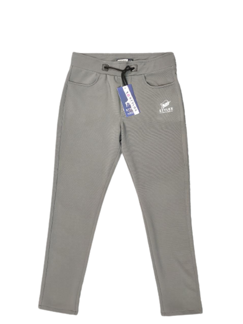 STYLOX Stretchable Lycra Trackpant for Men