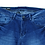 Thumbnail: Stylox men slim fit mid rise blue jeans 5201-1682